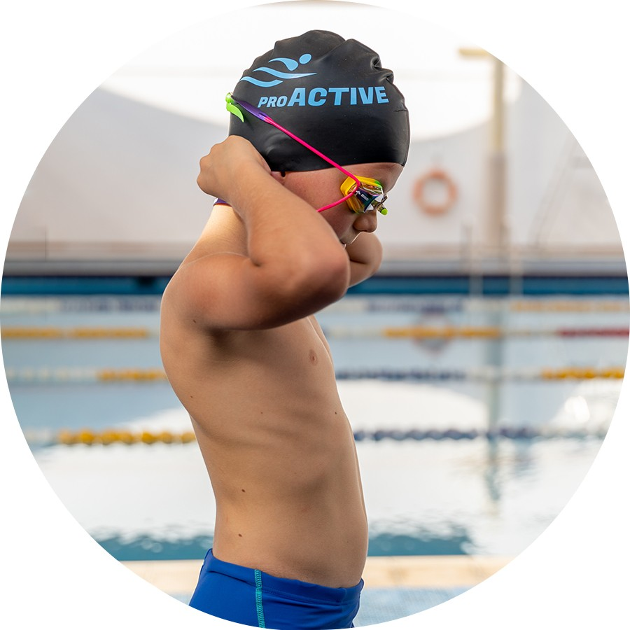 New swimmer new photo